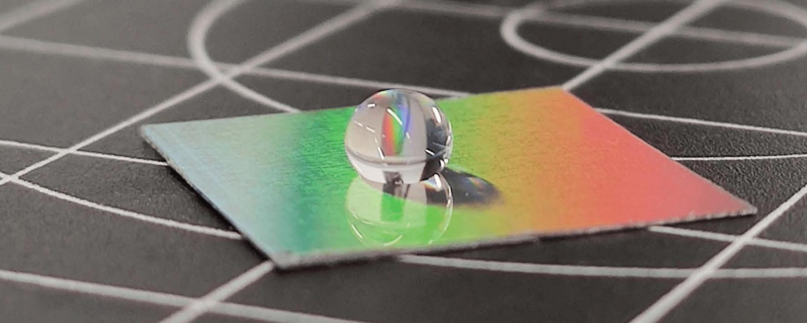 Efektivní funkcionalizace laserového povrchu